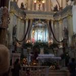 Interior Catedral, Zapopan, Jalisco