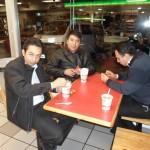 Juan Manuel, Odilon y Jacobo